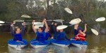 School Group Kayaking
