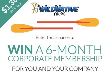 Corporate Giveaway Winners