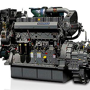 Supplier of Yanmar Marine Propulsion Diesel Engine Parts