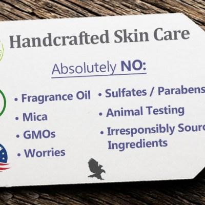 WILD Organic Skincare Nothing Artificial