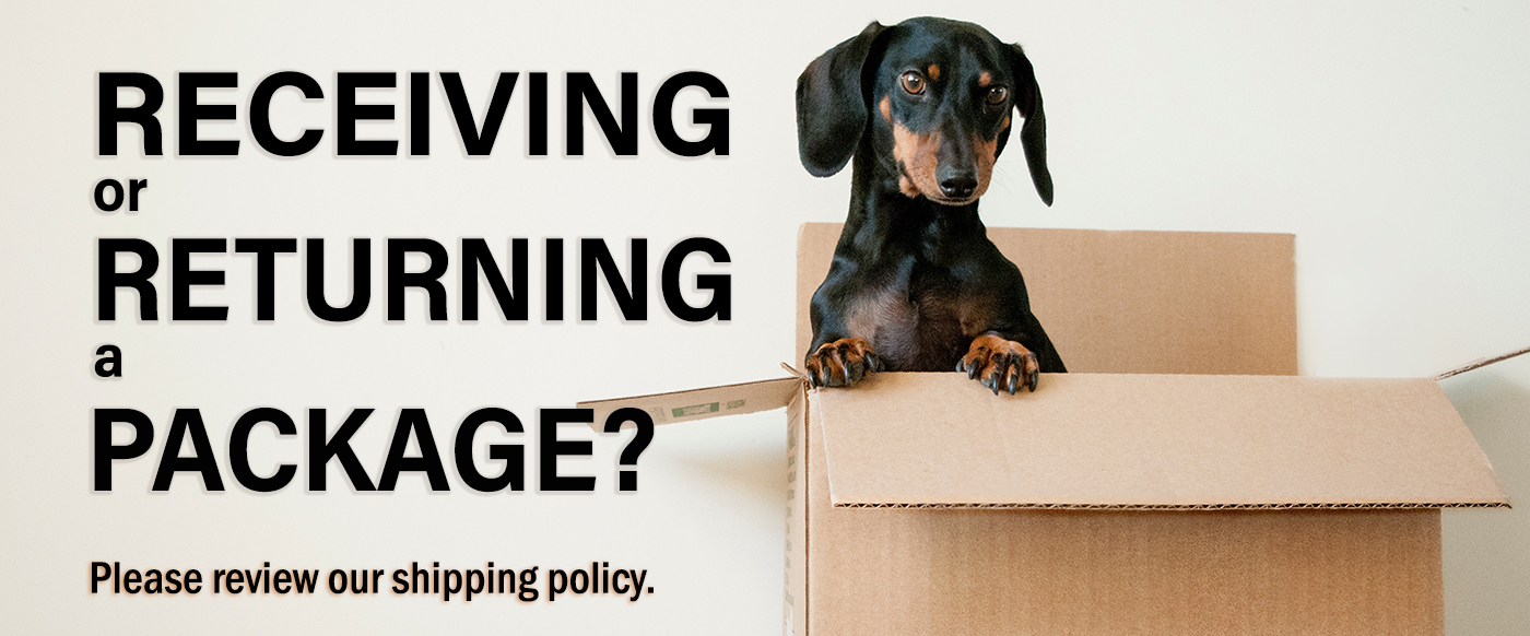 Receiving or Returning a Package?