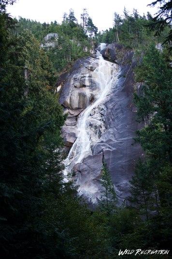 Shannon Falls ©Wild Recreation