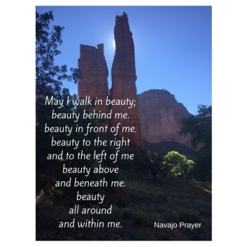 Resilient Navajo Prayer