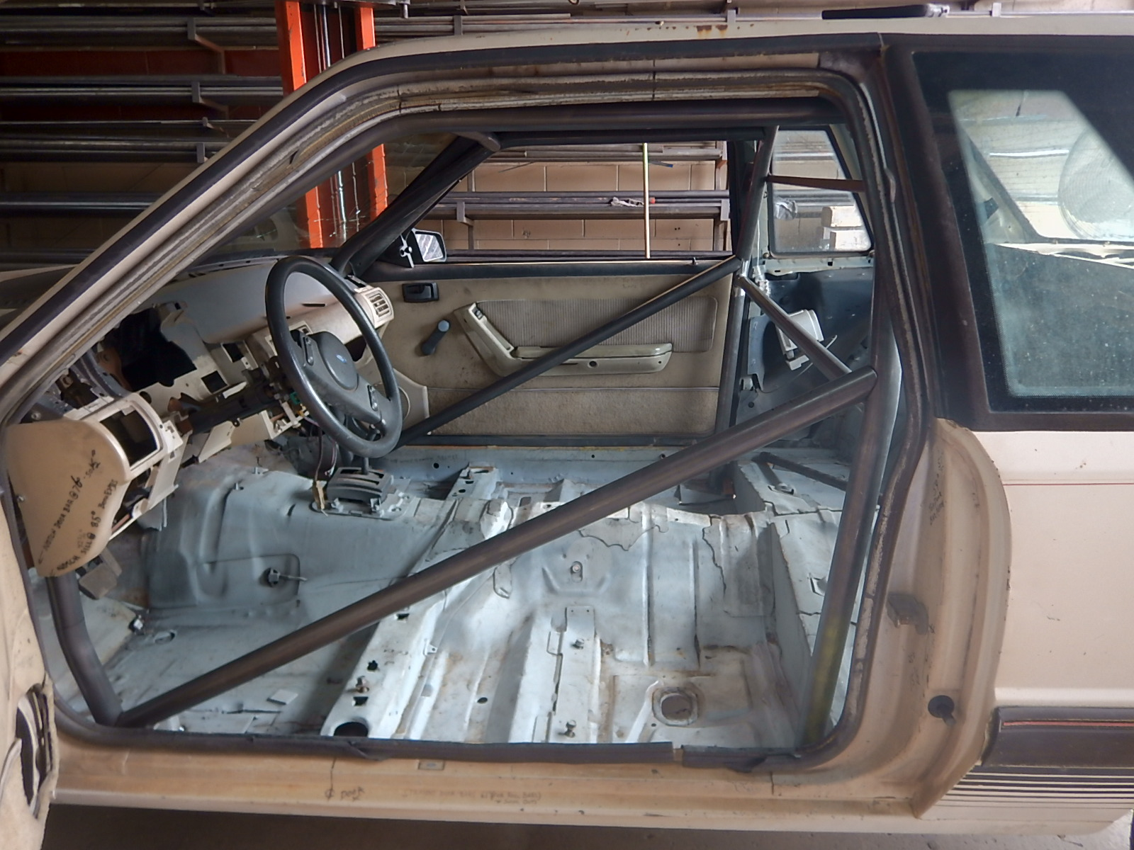 New Fox Sn95 Exact Fit 8pt Roll Cage Wild Rides