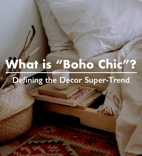 What is boho chic title image