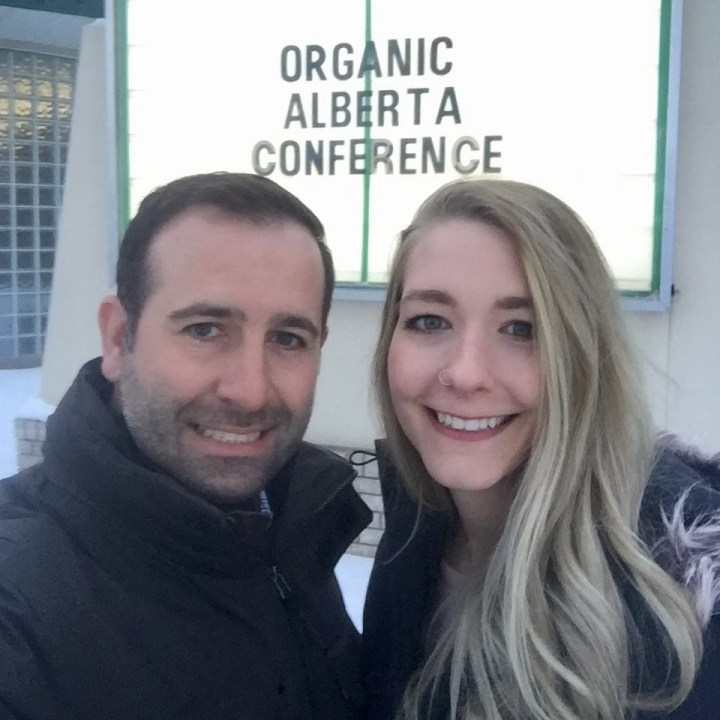 Farmher Goes to Conference