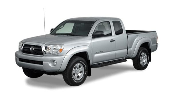 Review: 2012 Toyota Tacoma TRD
