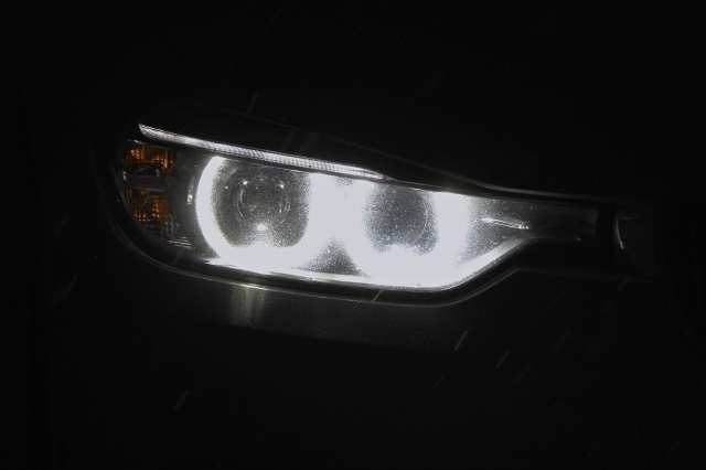 headlight dark