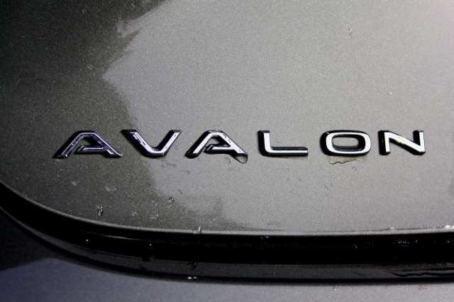 Avalon badge