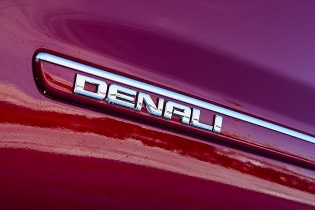 Denali badge
