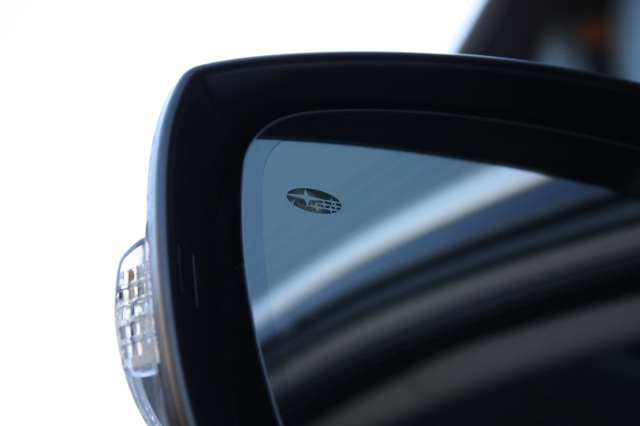 side view mirror detail