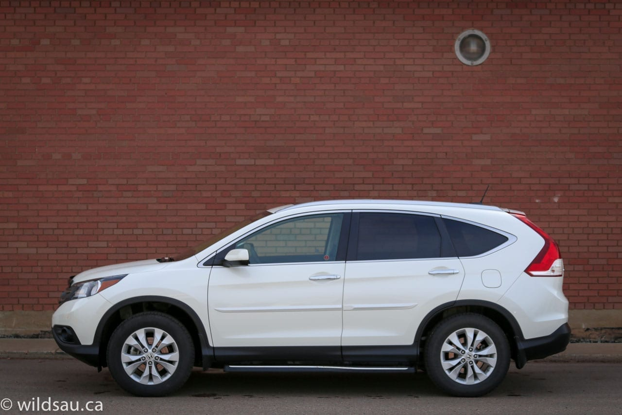 Nice The CR V Starts At $25,990 But My Review Sample Came In The Touring Trim  Level, Which Is Essentially Loaded. It Rings In At CDN $36,780 Including  The $1,640 ...