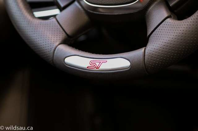 ST steering wheel_