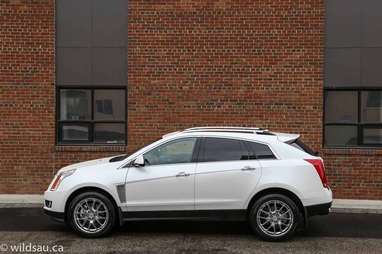 Review 2013 Cadillac Srx Wildsau