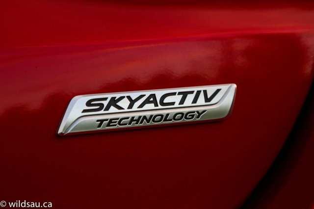 skyactiv badging
