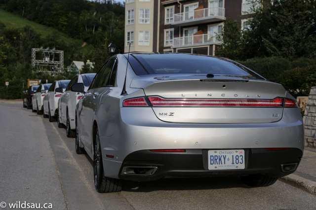 rear profile row of cars