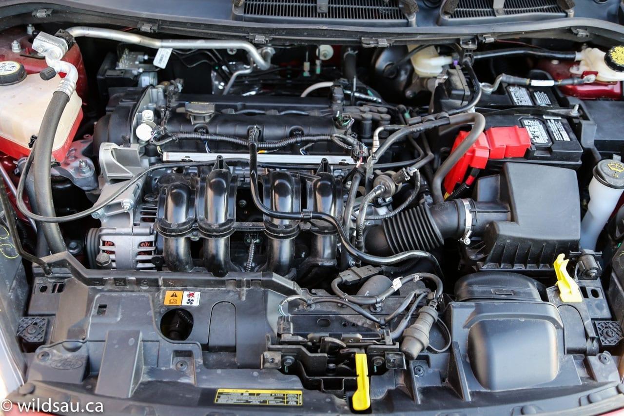 Review 2014 Ford Fiesta Se Wildsau