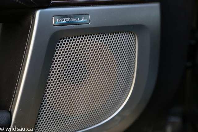 Krell speaker