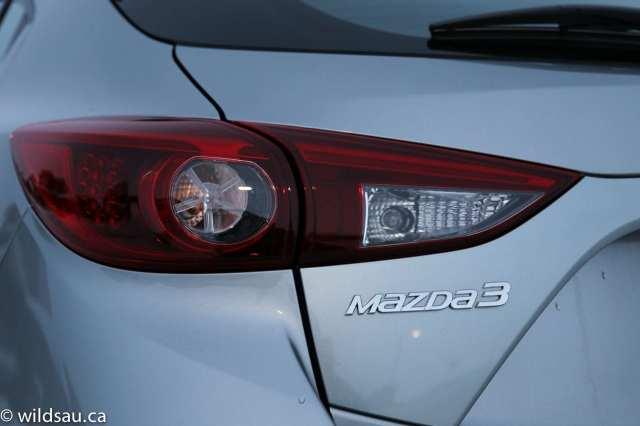 Mazda3 badge