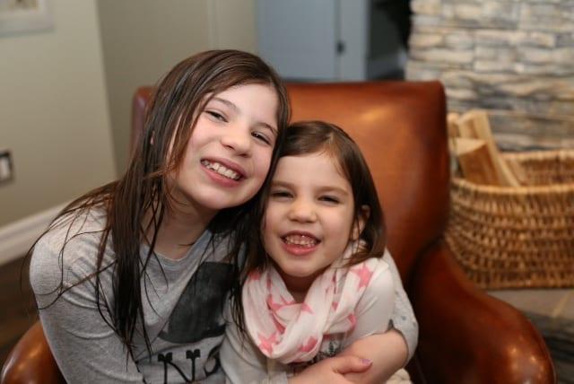 Abigail and Amalie