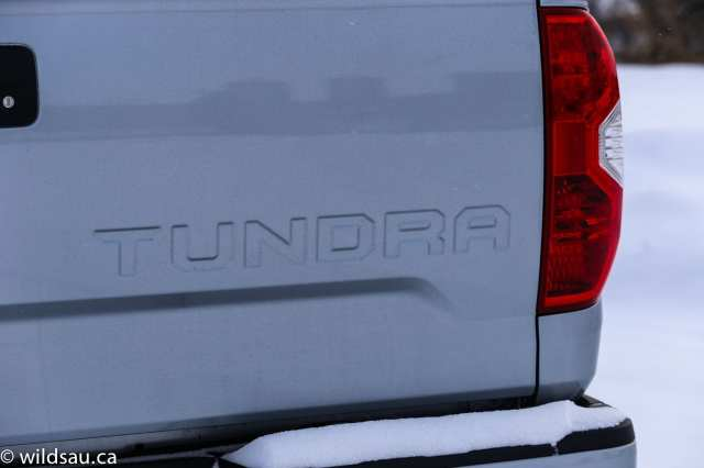 Tundra stamping