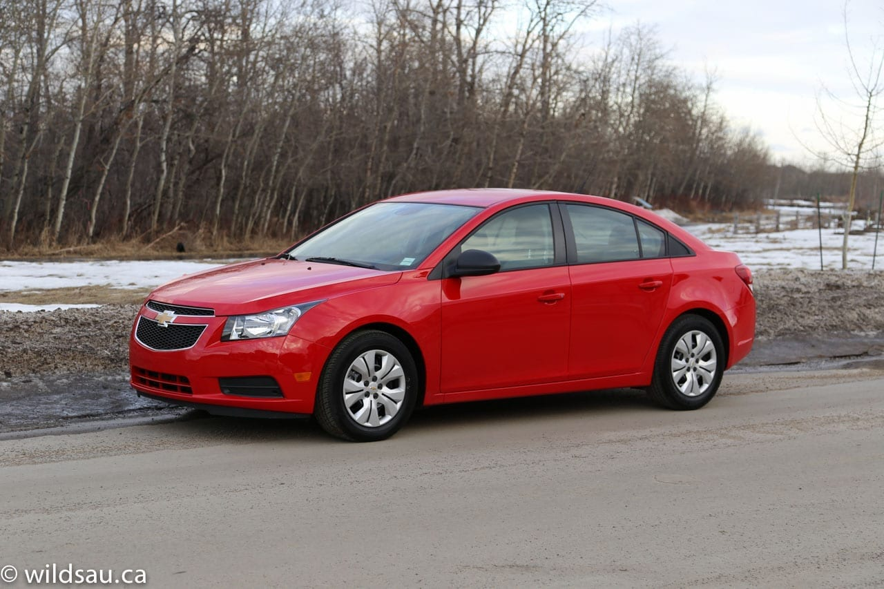 Review: 2014 Chevrolet Cruze