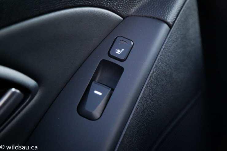 rear seat heater