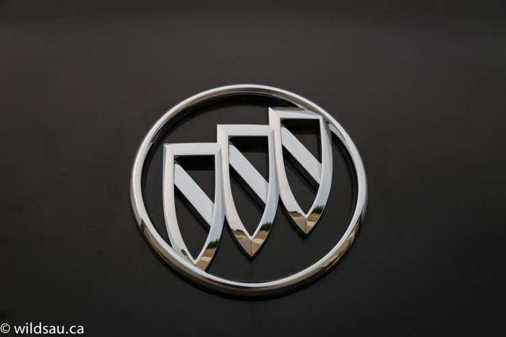 Buick badge