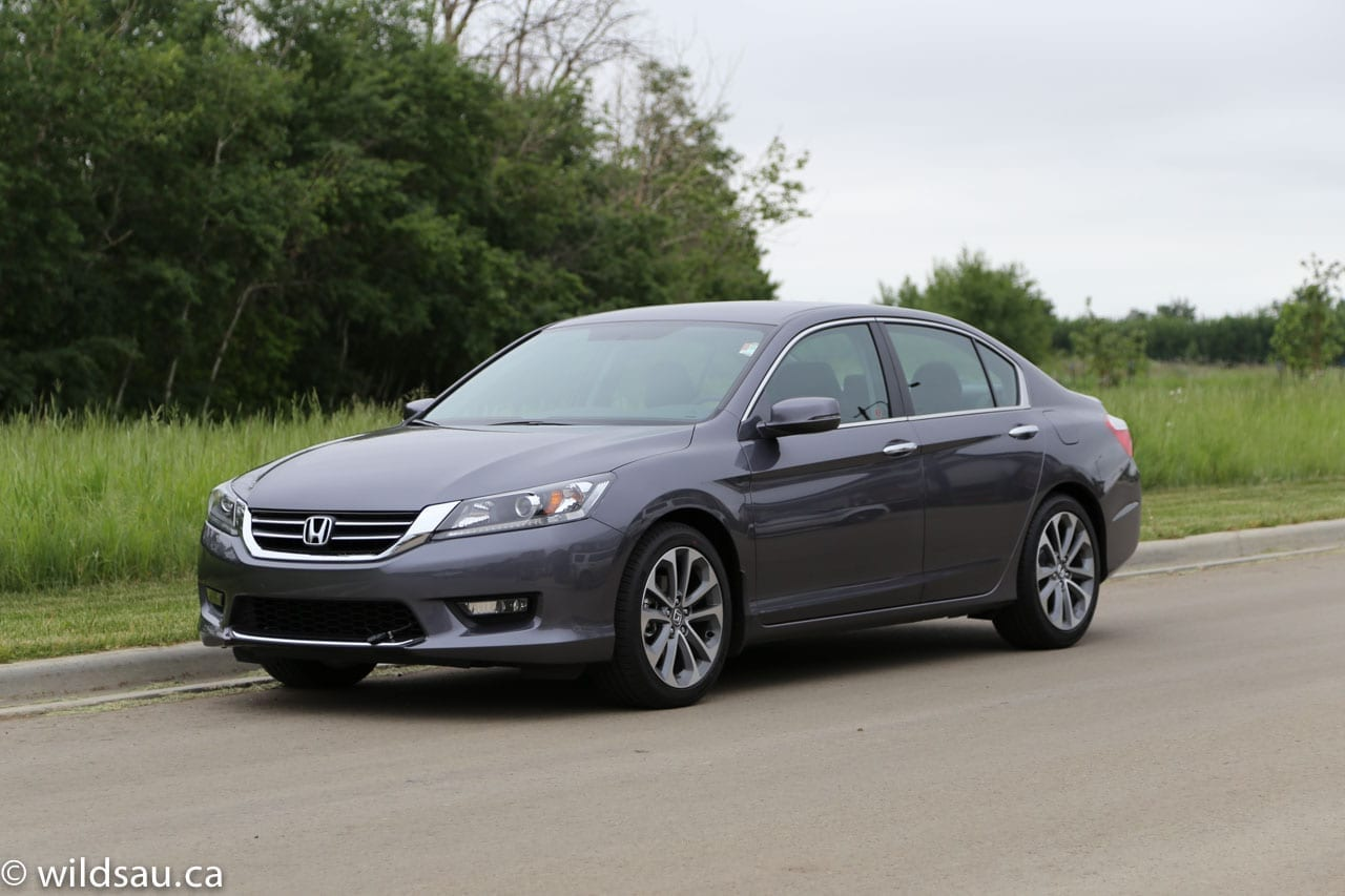 Review: 2014 Honda Accord Sport