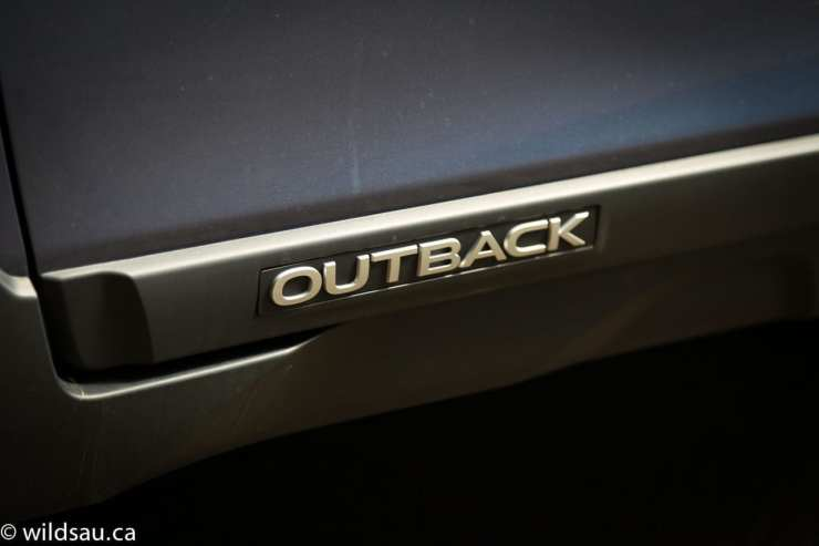 outback badge