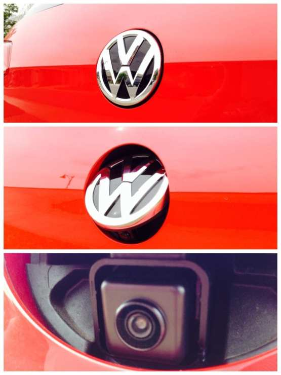trunk badge collage