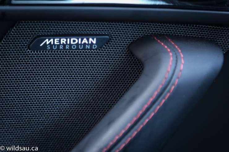 meridian sound