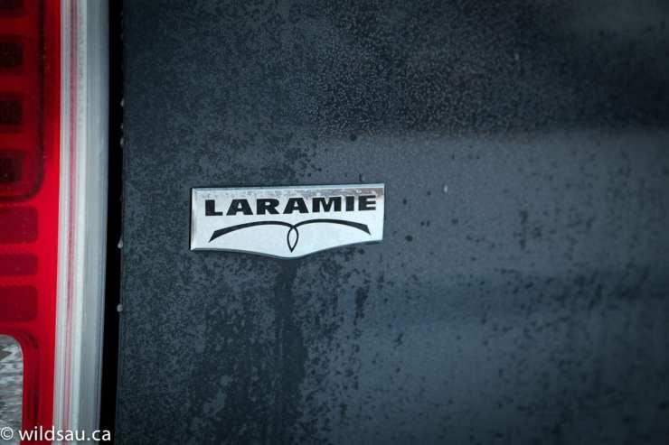 Laramie badge