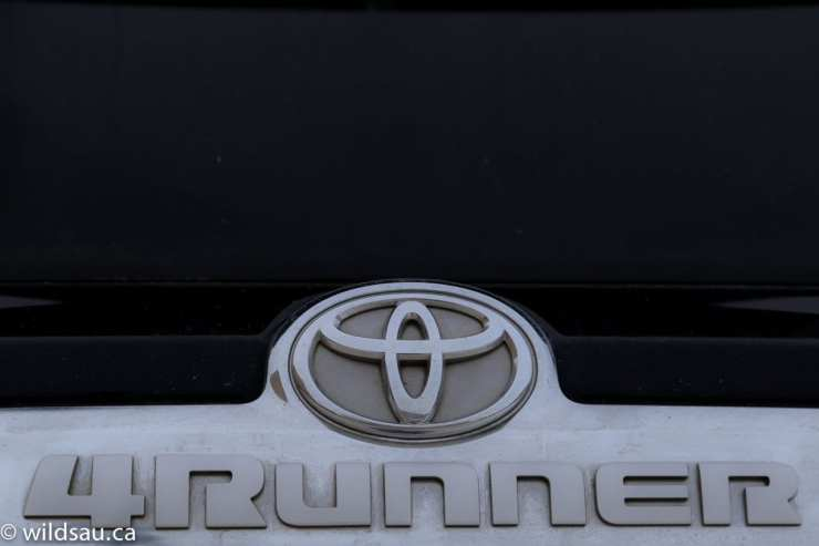 4Runner  badge