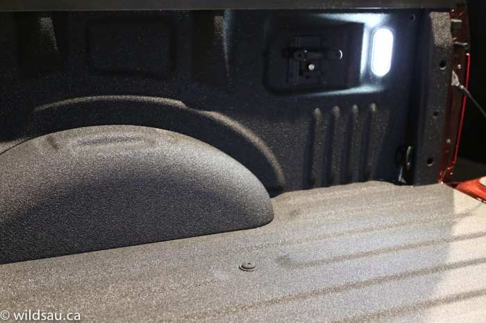 truck box LED lighting