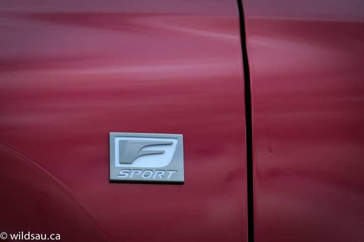 FSport badge