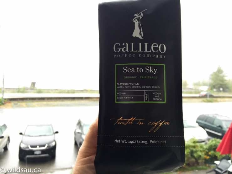 Galileo Coffee bag