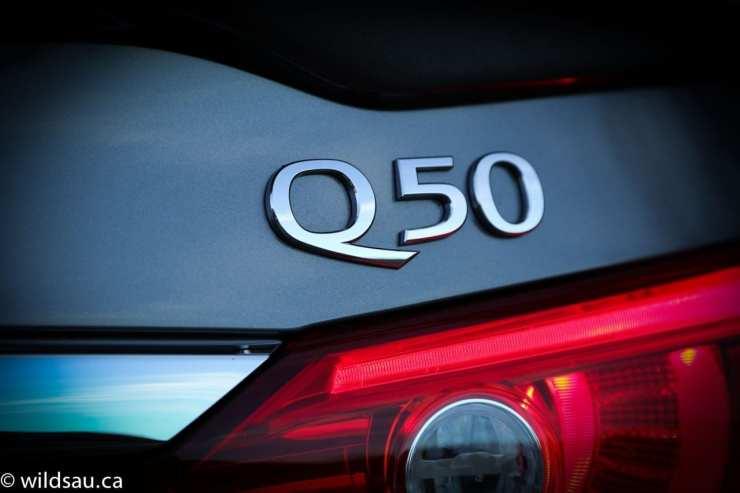 Q50 badge