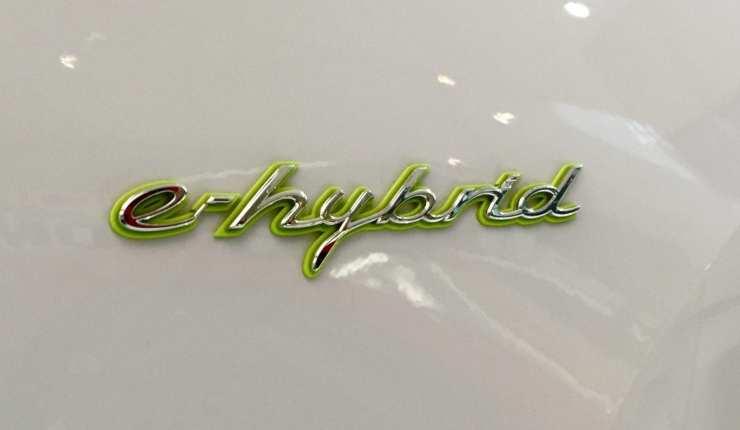 e hybrid badge