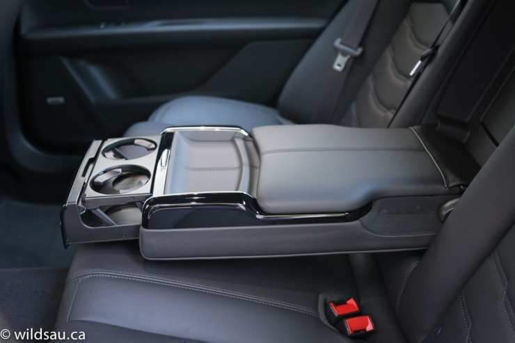 rear comfort