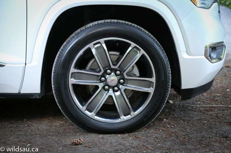 wheel white