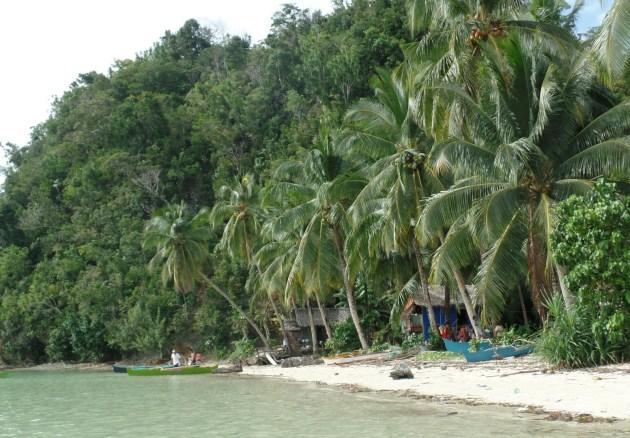 Organized Island Tour Siargao