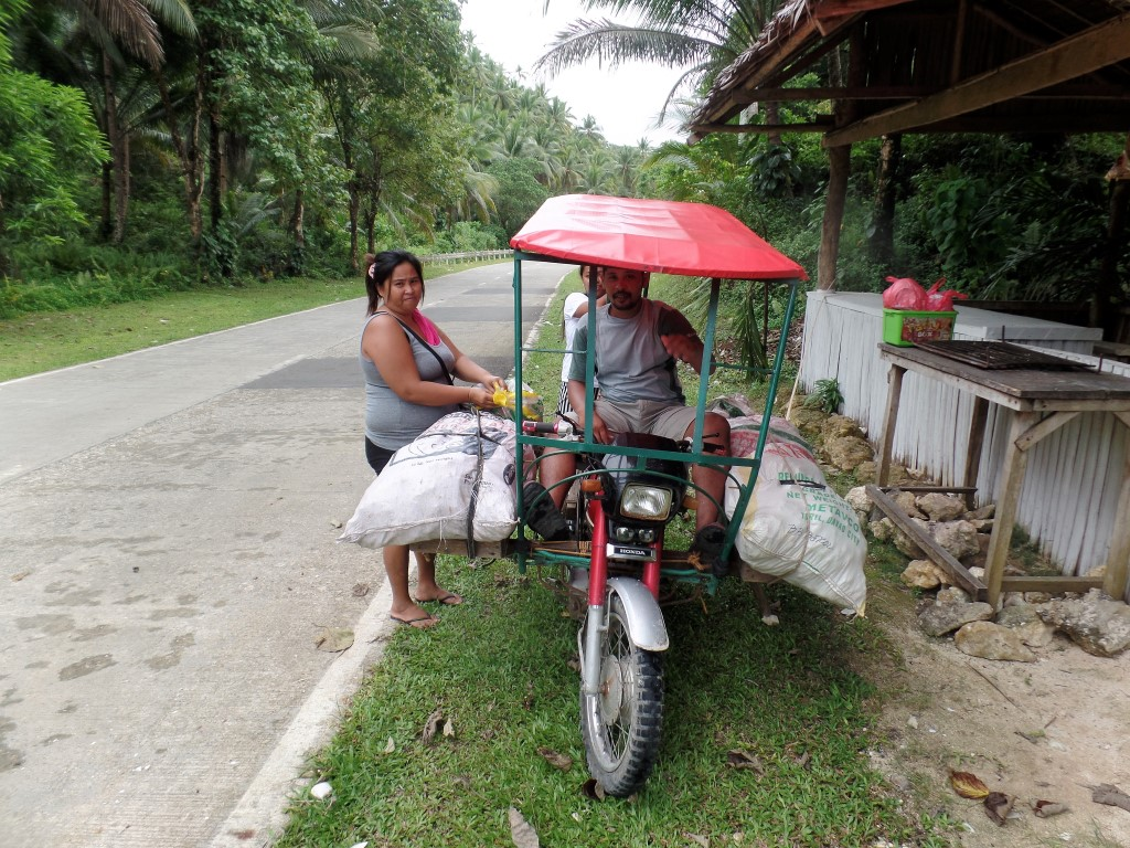 Roadside Shopping in San Isidro, Siargao