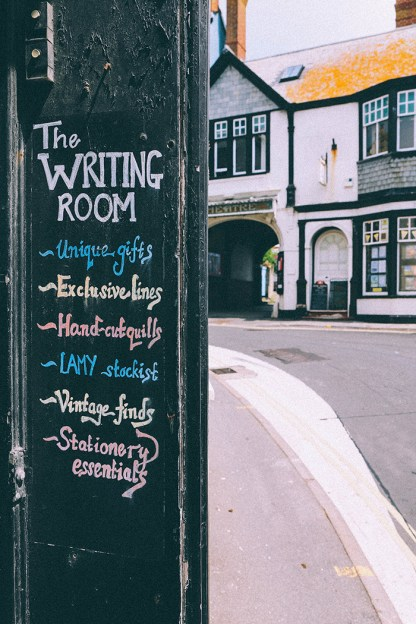 Writing Room Lyme Regis_