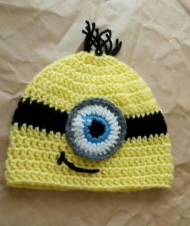 I spy with my big blue eye...