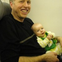 Flying with Babies: Front or Back of the Plane?