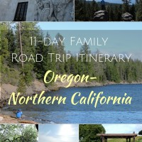 Oregon-California Family Road Trip: 11-Day Itinerary