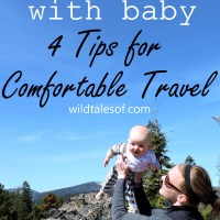 Traveling to and through High Altitude Destinations with Babies