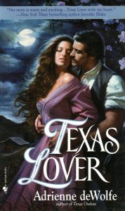 Book 2 in the Wild Texas Nights series by Adrienne deWolfe