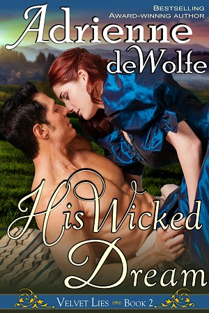 Velvet Lies Series by Adrienne deWolfe